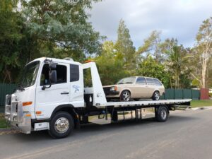 Roadside Towing Breakdown Towing